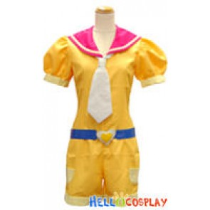 K-On! Cosplay Fuwa Fuwa Time Ritsu Tainaka Costume