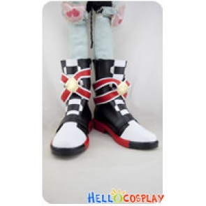 Elsword Online Shoes Cosplay Elesis Sieghart Boots