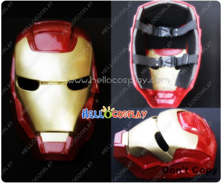 Iron Man 3 Tony Stark Mask