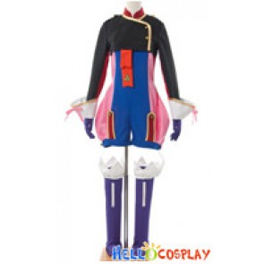 Macross Frontier Cosplay Klan Klang Captain Costume Full Set