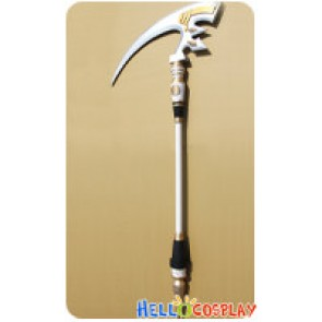Soul Calibur III Cosplay Zasalamel Sickle Prop Weapon