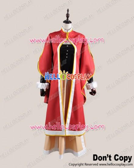 Maoyu Archenemy And Hero Cosplay Demon King Mao Costume