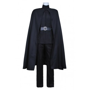 V for Vendetta Hugo Weaving V Costume and Cape