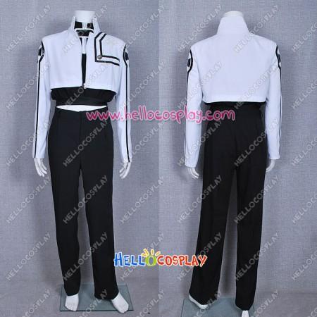 D Gray Man Bak Chan Cosplay Costume