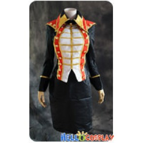 Vocaloid 2 Cosplay Megurine Luka Dress Uniform Costume