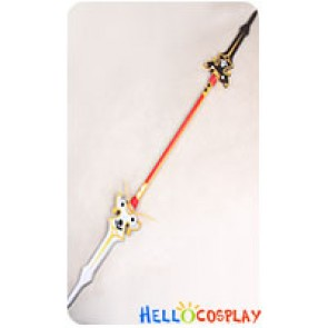 Elsword Cosplay Ara Haan Spear
