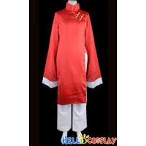 Katekyo Hitman Reborn Fon Cosplay Costume
