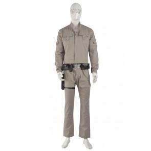Star Wars Luke Skywalker Cosplay Costume Uniform