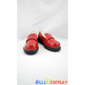 Future Diary Cosplay Minene Uryu Shoes