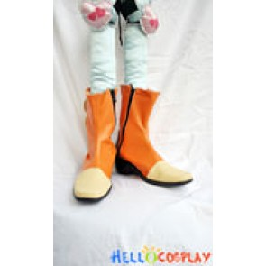 BlazBlue Cosplay Makoto Nanaya Boots