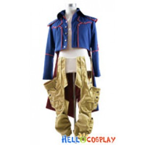 Gungrave Beyond The Grave Cosplay Brandon Heat Costume