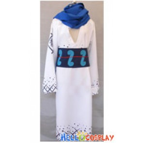 One Piece Cosplay Samurai Ryuma Costume Kimono