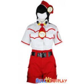 Clamp X Cosplay Yuzuriha Nekoi Costume