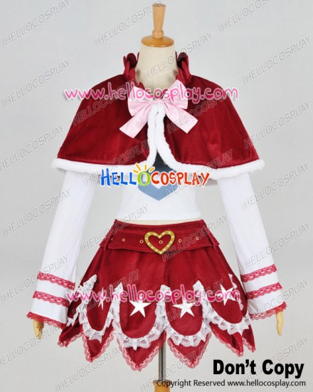 One Piece Cosplay Perona Suit Red Uniform Costume