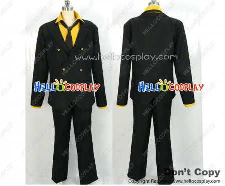 One Piece New World Two Years Later Cosplay Sanji Costume Suit