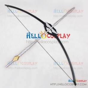 Fate Stay Night Cosplay Archer Emiya Bow Arrow Weapon Prop