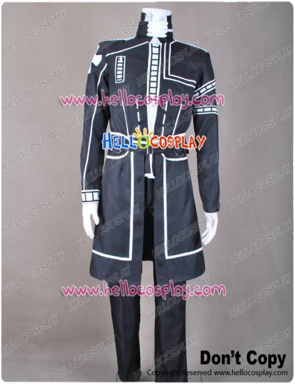 D Gray Man Cosplay Allen Walker Costume