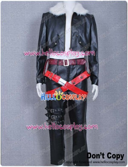 Final Fantasy VIII 8 Squall Cosplay Costume