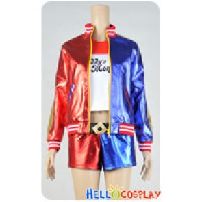 Suicide Squad Cosplay Harley Quinn Jacket
