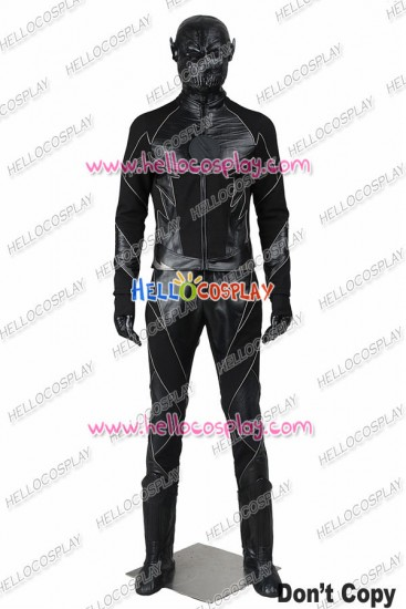 The Flash Season 2 Eobard Thawne Cosplay Costume
