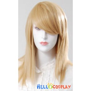 Cosplay Blonde Short Wig