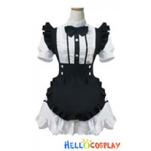 Angel Feather Cosplay The Fairies Lolita Maid Dress Costume