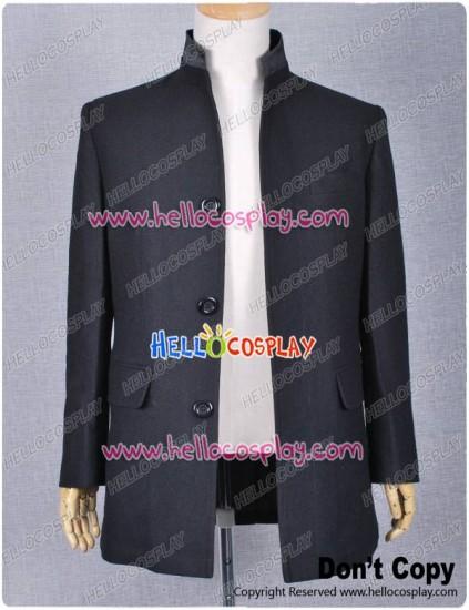 Sherlock Holmes Jim Moriarty Costume Wool Coat