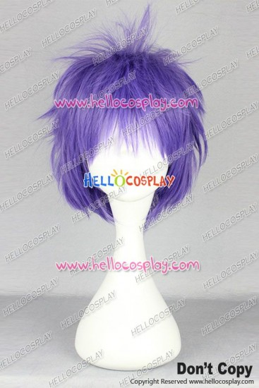 The Hakkenden Inuzuka Shino Moritaka Cosplay Wig