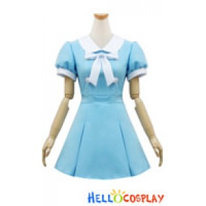 Angel Feather Cosplay K On Movie Costume Dress