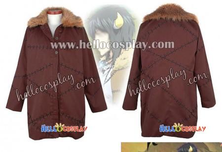 Katekyo Hitman Reborn Cosplay Lambo Coat 20 Years Later