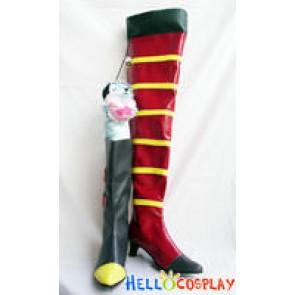 Tales Of Vesperia Cosplay Rita Mordio Boots