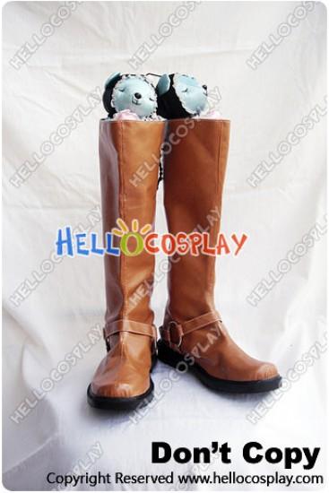 Umineko No Naku Koro Ni Cosplay Shoes The Seven Stakes of Purgat Boots