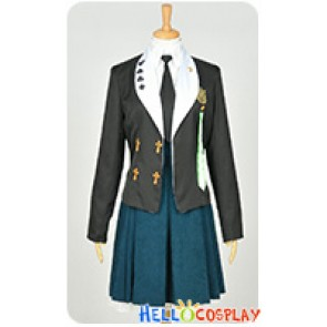 Amnesia Cosplay The Heroine Shujinkō Autumn Gakuen Uniform Costume