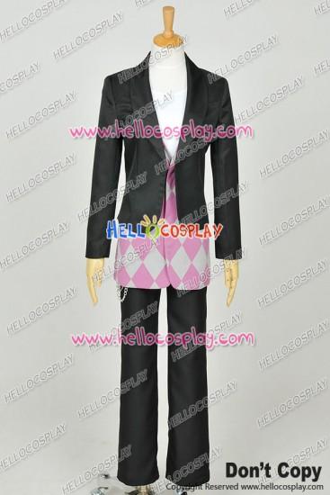 Brothers Conflict Cosplay Tsubaki Asahina Costume Uniform