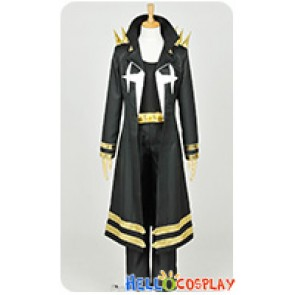 Kill La Kill Cosplay Uzu Sanageyama Final Uniform Costume Black Version