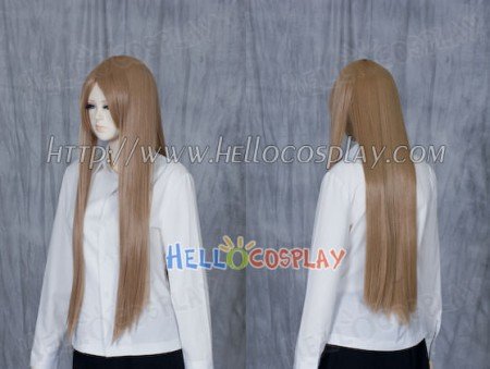 Deep Tan Medium Cosplay Wig