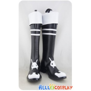 Blood Lad Cosplay Shoes Constable Beros Boots