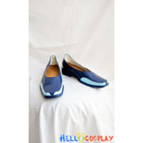The Legend Of Heroes Cosplay Silver Shoes