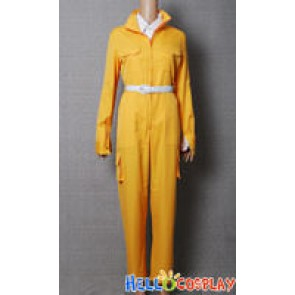 The Teenage Mutant Ninja Turtles Cosplay April O'Neil Costume