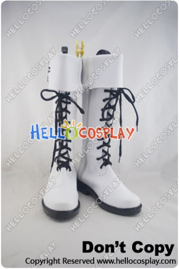 Dramatical Murder Cosplay Shoes Clear Boots