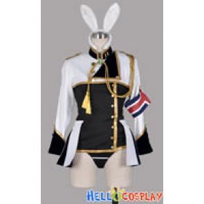 Umineko no Naku Koro ni Cosplay Chiester 00 Costume