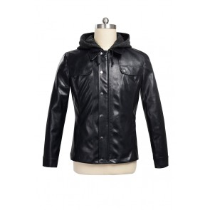 The Terminator T-800 And T-850 Cosplay Costume Jacket