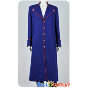 The 10th Kingdom Cosplay Virginia Lewis Wool Trench Coat Costume