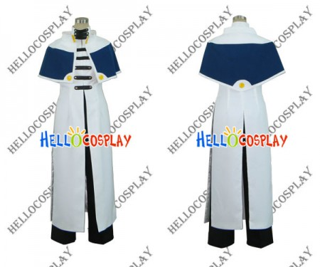 Code Geass Mao Cosplay Costume