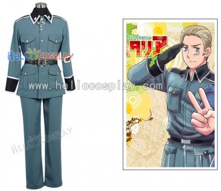Hetalia: Axis Powers Germany Military Uniform
