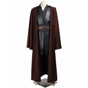 Star Wars Jedi Knight Anakin Skywalker Cosplay Costume