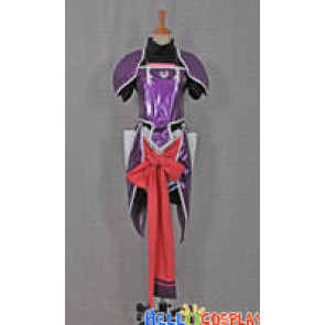 The Legend of the Legendary Heroes Ferris Eris Cosplay Costume