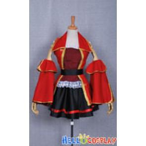 Vocaloid 2 Cosplay Project Diva Pirate Hatsune Miku Costume