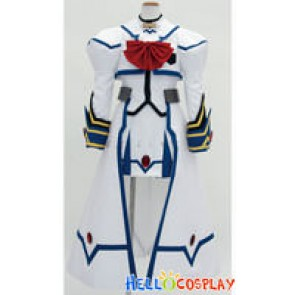 Nanoha Cosplay Barrier Jacket Costume
