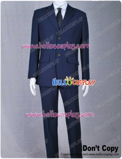 Sherlock Holmes Jim Moriarty Costume Suit